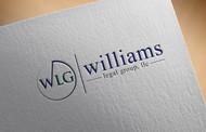 williams legal group, llc Logo - Entry #105