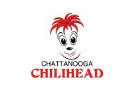 Chattanooga Chilihead Logo - Entry #101