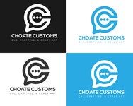 Choate Customs Logo - Entry #460