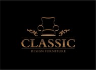 classic design furniture Logo - Entry #71