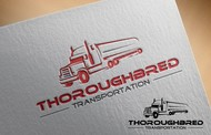Thoroughbred Transportation Logo - Entry #165