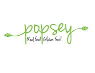 gluten free popsey  Logo - Entry #1