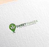 Sweet Pangea Logo - Entry #156