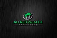 ALLRED WEALTH MANAGEMENT Logo - Entry #859