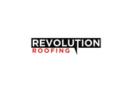 Revolution Roofing Logo - Entry #159