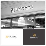 Pathway Design Build Logo - Entry #117