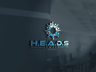 H.E.A.D.S. Upward Logo - Entry #204