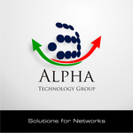 Alpha Technology Group Logo - Entry #2