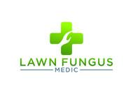 Lawn Fungus Medic Logo - Entry #67