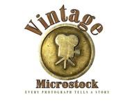 Vintage Microstock Logo - Entry #66