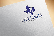 City Limits Vet Clinic Logo - Entry #288