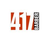 417 Barber Logo - Entry #67