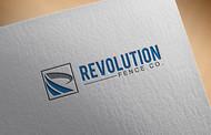 Revolution Fence Co. Logo - Entry #68