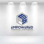 Empowered Financial Strategies Logo - Entry #370