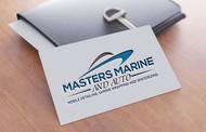 Masters Marine Logo - Entry #135