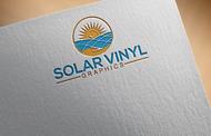 Solar Vinyl Graphics Logo - Entry #259