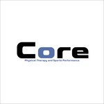 Core Physical Therapy and Sports Performance Logo - Entry #350