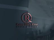 Rams Duty Free + Smoke & Booze Logo - Entry #343