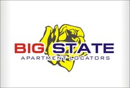 Big State Apartment Locators Logo - Entry #56