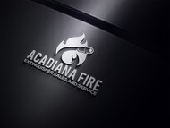 Acadiana Fire Extinguisher Sales and Service Logo - Entry #44
