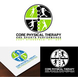 Core Physical Therapy and Sports Performance Logo - Entry #117