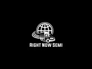 Right Now Semi Logo - Entry #37