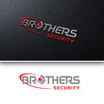 Brothers Security Logo - Entry #207
