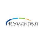 4P Wealth Trust Logo - Entry #287