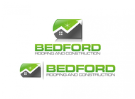 Bedford Roofing and Construction Logo - Entry #101