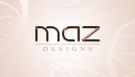 Maz Designs Logo - Entry #181