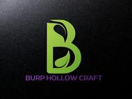 Burp Hollow Craft  Logo - Entry #92