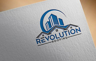 Revolution Roofing Logo - Entry #287