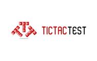 TicTacTest Logo - Entry #76