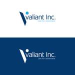 Valiant Inc. Logo - Entry #84