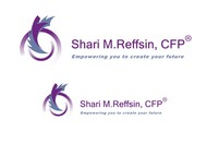 I do not want a brandname in my logo.  If anything, Shari M. Reffsin, CFP, CDFA, CLTC - Entry #62