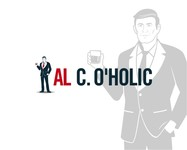 Al C. O'Holic Logo - Entry #93