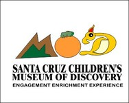 santa cruz children's museum of discovery  MOD Logo - Entry #22