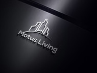 Motus Living Logo - Entry #141
