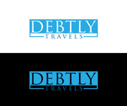 Debtly Travels  Logo - Entry #165