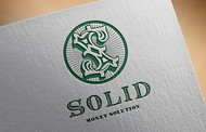 Solid Money Solutions Logo - Entry #196