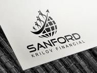 Sanford Krilov Financial       (Sanford is my 1st name & Krilov is my last name) Logo - Entry #364
