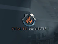 Stealth Projects Logo - Entry #281