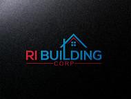 RI Building Corp Logo - Entry #200
