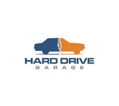 Hard drive garage Logo - Entry #21
