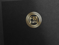 FM Cafe Logo - Entry #25