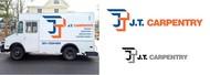 J.T. Carpentry Logo - Entry #68