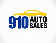 910 Auto Sales Logo - Entry #52