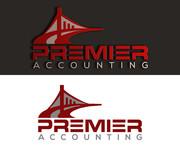Premier Accounting Logo - Entry #123