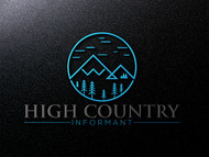 High Country Informant Logo - Entry #293