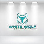 White Wolf Consulting (optional LLC) Logo - Entry #383